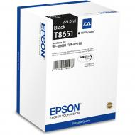 Картридж Epson (C13T865140) (WF-M5190/ WF-M5690) Black