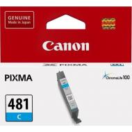 Картридж Canon CLI-481C (2098C001) (PIXMA TS5140, PIXMA TS8140) Cyan