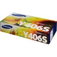 Картридж Samsung CLT-Y406S/SEE (SU464A) (CLP-365, SL-C410W/C460W, CLX-3305/3305FN) Yellow