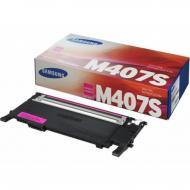 Картридж Samsung CLT-M407S/SEE (SU266A) (CLP-320/ 320N/ 325, CLX-3185/ 3185N/ 3185FN) Magenta
