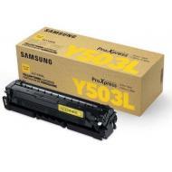 Картридж Samsung CLT-Y503L/SEE (SU493A) (SL-C3060FR/XEV, SL-C3010ND/XEV) Yellow