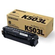 Картридж Samsung CLT-K503L/SEE (SU149A) (SL-C3060FR/XEV, SL-C3010ND/XEV) Black