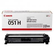 Картридж Canon 051H (2169C002) LBP162dw/MF269dw/267dw/264dw Black