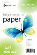 ������ ��� ������������ PrintPro 10x15 200g/m2 1000� (PGE20010004R)