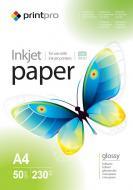 ������ ��� ������������ PrintPro A4 230g/m2 50� (PGE230050A4)
