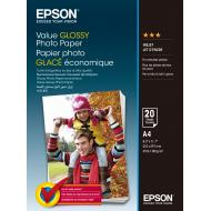 Бумага для фотопринтера Epson A4 Value Glossy Photo Paper 20 л. (C13S400035)