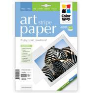 Бумага для фотопринтера ColorWay Art Полоски 220g/m2, LT, 10л (PMA220010SLT)