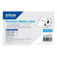 Бумага для плоттера Epson Premium Matte Label TM-C3500 (C33S045419)