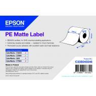 Бумага для плоттера Epson Matte Label TM-C3500 (C33S045546)