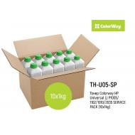 Тонер cовместимый ColorWay HP LJ P1005/1102/1010/2035 Premium Universal (TH-U05-SP) 10 x 1 кг