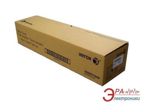 Тонер картридж Xerox Versant 80 (006R01649) yellow