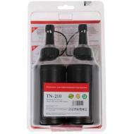 Тонер Pantum PC-230R /211EV M6500, P2207/2500W, 2тонера + 2чипа (TN-210) black