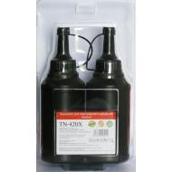 Тонер Pantum PC-420H M7100, P3010/3300, 2тонера + 1чип (TN-420X) black