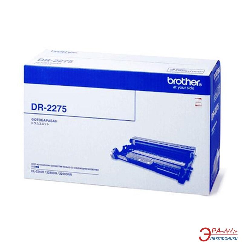 Фотобарабан Brother DR-2275 (DR2275) Black