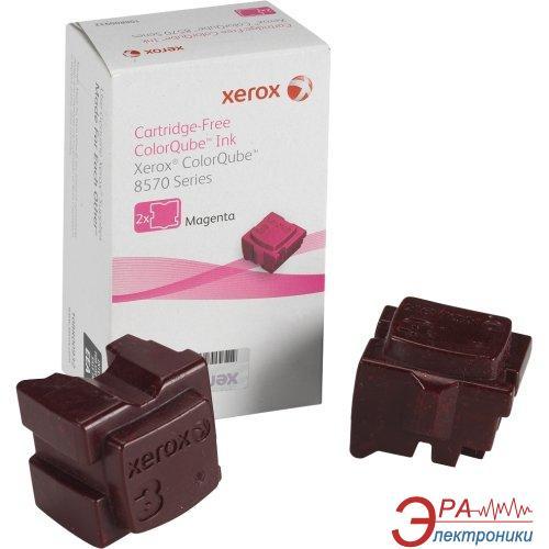 Брикеты твердочернильные Xerox CQ8570 (108R00937) Magenta