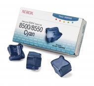 Брикеты твердочернильные Xerox PH8500/8550 (108R00669) Cyan