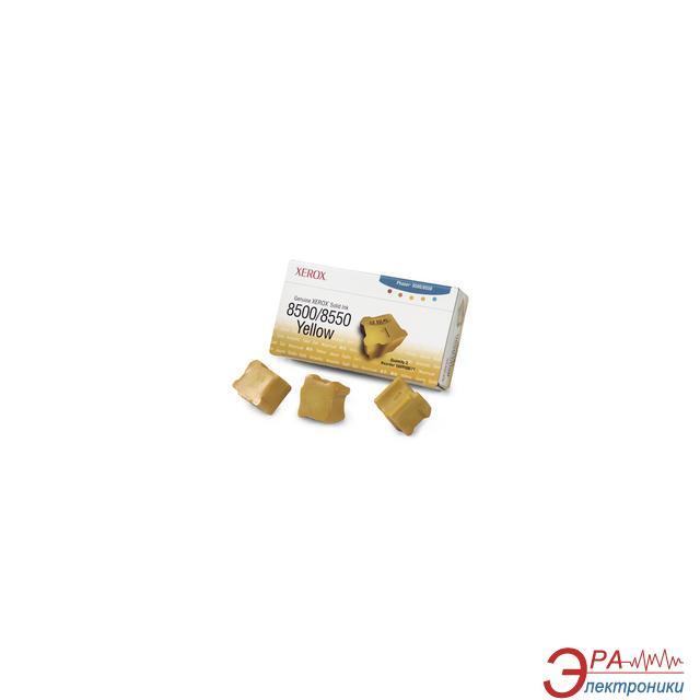 Брикеты твердочернильные Xerox PH8500/8550 (108R00671) Yellow