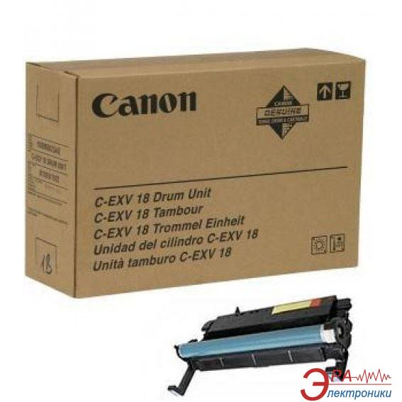 Фотобарабан Canon C-EXV18 (0388B002AA) Black