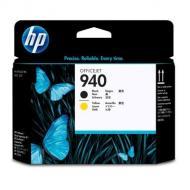 Печатающая головка HP No.940 (C4900A) black and yellow