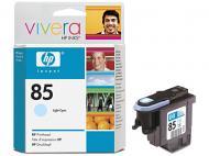 Печатающая головка HP No.85 (C9423A) light cyan