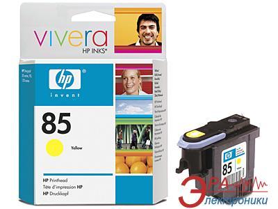 Печатающая головка HP No.85 (C9422A) yellow