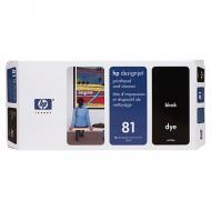 Печатающая головка HP No.81 (C4950A) black