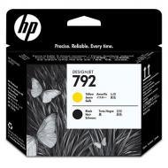 Печатающая головка HP No.792 (CN702A) yellow