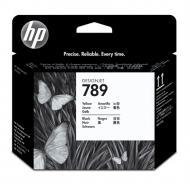 Печатающая головка HP No.789 (CH612A) yellow
