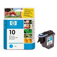 Печатающая головка HP No.10 (C4801A) cyan