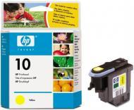Печатающая головка HP No.10 (C4803A) yellow
