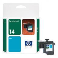 Печатающая головка HP No.14 (C4921AE) cyan