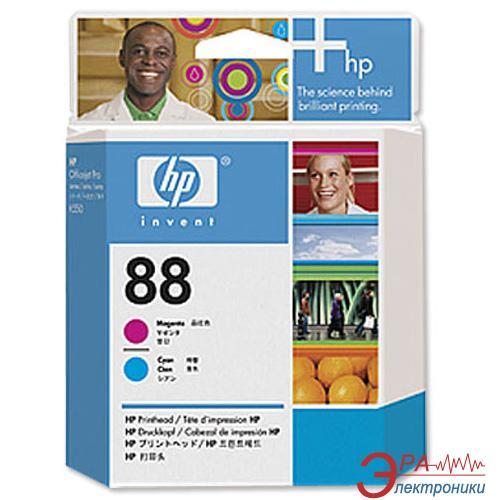 Печатающая головка HP No.88 (C9382A) magenta and cyan