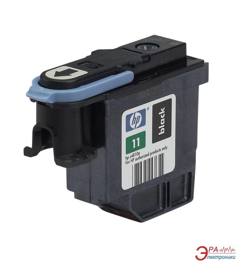 Печатающая головка HP No.11 (C4810A) black