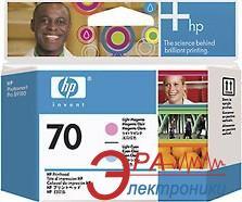 Печатающая головка HP No.70 (C9405A) light cyan and light magenta