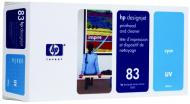 ���������� ������� HP No.83 UV&Cleaner (C4961A) cyan