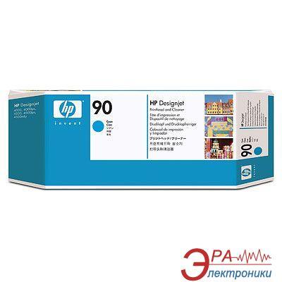 Печатающая головка HP No.90 (C5055A) cyan