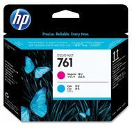 Печатающая головка HP No.761 (CH646A) magenta/ cyan