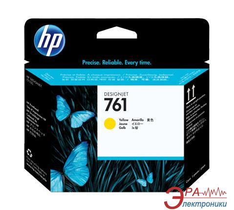 Печатающая головка HP No.761 (CH645A) yellow