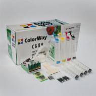 СНПЧ ColorWay (SX130CC-4.5B) Epson (S22/ SX125/SX130/ SX420W/SX425W)