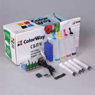 СНПЧ ColorWay (SX125CC-0.0) Epson (Stylus: S22/SX125/SX420/SX425/SX130/SX230/ SX235W/SX430W/SX435W/SX440W/SX445W)