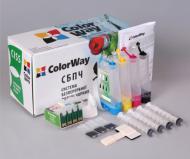 СНПЧ ColorWay (T26CC-0.0) Epson (Stylus T26/T27/C91 /TX106/TX109 /TX117/TX119 /CX4300)