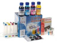 СНПЧ WWM IS.0262B (G081032) Epson (Stylus SX525WD Office BX625FWD)
