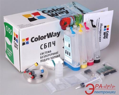 СНПЧ ColorWay (TX200CC-4.5K) Epson (Stylus TX200/TX209/ TX210/TX219 /TX400/TX409 /TX410/TX419)