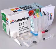 СНПЧ ColorWay MP240CN-4.5LT Canon (PIXMA: MP240/MP250/MP252/MP260/ MP270/MP272/MP280/ MP282/MX320/MX330/MX340/MX350/MP480/MP490/MP492/MP)