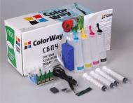 СНПЧ ColorWay SX125CC-4.1 Epson (Stylus: S22/SX125/SX420/SX425/SX130/SX230/SX235W/SX430W/SX435W/SX440W/SX445W)