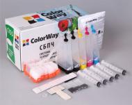 СНПЧ ColorWay IP4200CC-5.5 Canon (PIXMA: MP500/MP530/MP600/MP610/MP800/ MP810/MP830/IP4200/IP4300/IP4500/IP5200/IP5300/IP5500/MX850)
