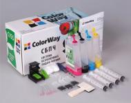 ���� ColorWay (MP240CN-0.0NC) Canon (PIXMA MP240/MP250/MP252/ MP260/MP270/MP272/ MP280/MP282/MX320/ MX330/MX340/MX350/ MP480/MP490/MP492)