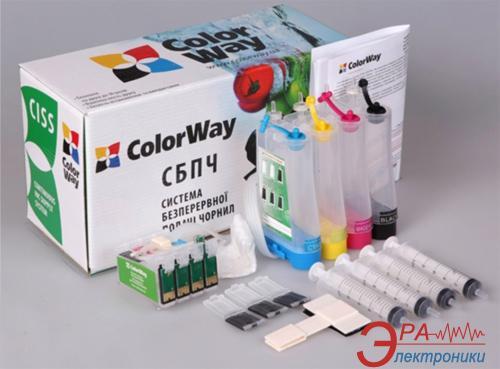 СНПЧ ColorWay (T26CC-4.5) Epson (Stylus T26/T27/C91/TX106/ TX109/TX117/TX119/CX4300)