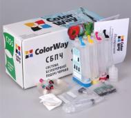 СНПЧ ColorWay T26CC-0.0K Epson (Stylus TX106/TX109/TX117/TX119)
