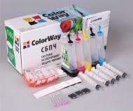 СНПЧ ColorWay IP3600CC-5.5 Canon (PIXMA: MP540/MP550/MP560/MP620/ MP630/MP640/MX860/MX870/IP3600)